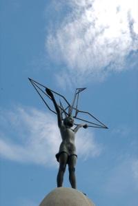 Sadako_statue