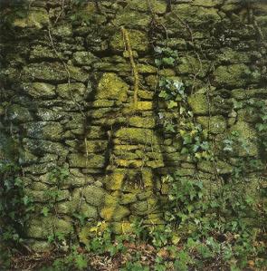 silhouette -mur