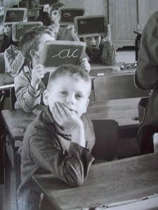 Ardoise-écolier