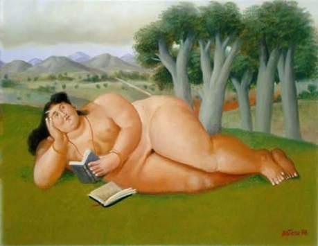 Botero-Mujer-leyendo11